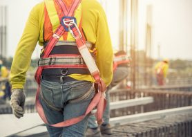 Work Safely at Heights