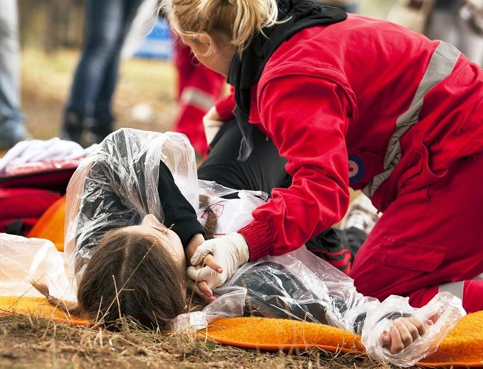 Provide First Aid in remote or isolated site